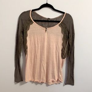 We the free lace top